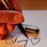 对不起!我错了!(图)
