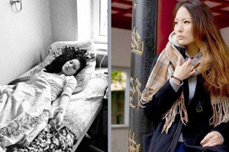 俄羅斯女子從7歲起5次癌症病發,20歲時一個奇遇讓她從此獲得健康。(俄文大紀元)